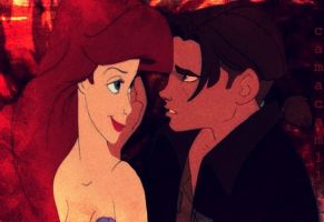 Jim and Ariel 2 +soft+ by camacam11
