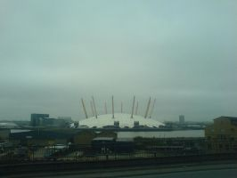 The O2 Arena by Shinymane1