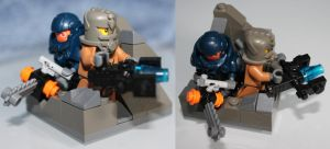 Lego Dead Space by LD-Skull