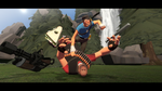 Heavy Vs. Scout (G-Mod First Try) by Mr-Bacon-Jam
