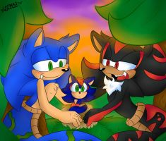 :CE: One Happy Family!~ :3 by Chilidogs7442