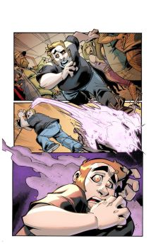 Con-troll #1 Page 3 color by dtoro