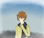 LCM #3 - It's quite cold today, isn't it? by tashaj4de