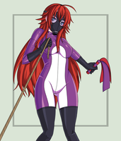 Lady Rias by argrim