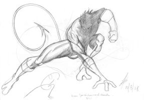 Nightcrawler by Theamat