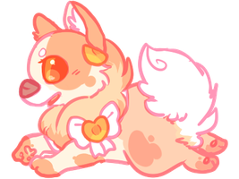 just peachy by Kitzophrenic
