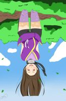 :upside down: by CupCake-Hime