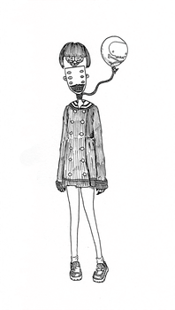 Girl by Captain-Spooky