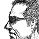 Sketch Agent Smith by daisrainer