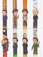 Con Bookmarks: Batch 2 by KalaSathinee