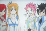 The Best Team in Fairy Tail by The-Kawaii-Kitty