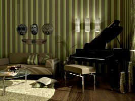 piano room by aspa1984