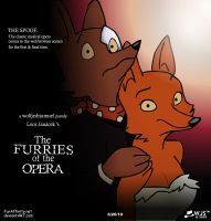 The Furries of the Opera by wolfjedisamuel