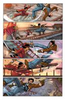 Wolverine first class 9 by ulises-arreola
