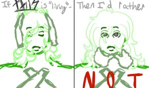 I have no idea what im doing by Invader-Mika7