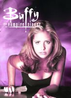 Buffy Poster One by Vuel