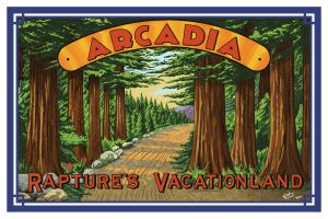 Arcadia Vacationland by tinamin1
