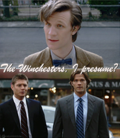 The Winchesters, I presume? by temporalSarcasm