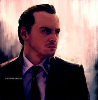 Moriarty by teralilac
