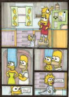 The Simpsons Family - Cookie? by ChnProd22