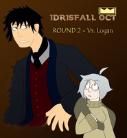 IdrisFall OCT Round 2 Cover by IkeTheWarrior