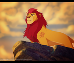 Kion:The Lion Guard by SEGAmastergirl