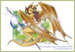 Amberwing by cybre