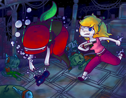 Cave Story - Losing Consciousness by Aviarei