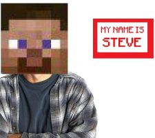 My name is Steve by rwlsonic