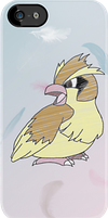 Pidgey Ipohone by spot1the2dog3
