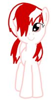 Candy Cane Adoptable by Irukalover1