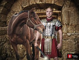 Roman Soldier by teMan