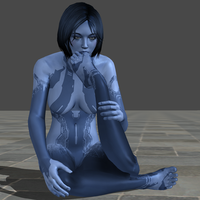 Cortana Reprogrammed: Taste Test by VG-MC