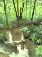 FRIM - Forest Reserve1 by aimee5