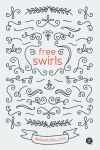 Free Decorative Vector Swirls for Letterers by Designbolts