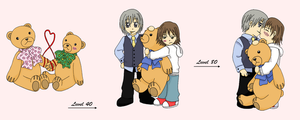 Junjou Romantica by TomoTheCrazyCat