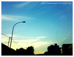 LIGHT UP THE SKY . . . by mandaasuppo