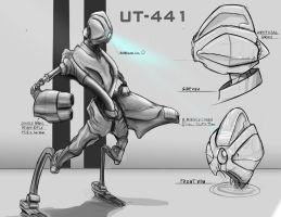 Ut-441 - Droid Ideation by the-PALA
