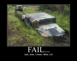 Fail Truck.. by Wolven-Slave