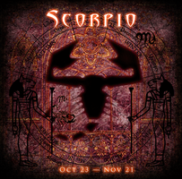 The zodiac project - Scorpio by the-zodiac-club