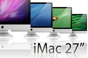 iMac 27' by krdesign