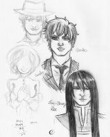 Loves2love   Original Characters by Loves2LucyD19