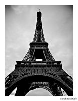 The Tower BW by tylersrose