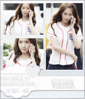 Yoona (SNSD) - PHOTOPACK#01 by JeffvinyTwilight