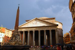 Pantheon by MetallerLucy