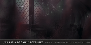was it a dream 4 textures pack by devilMisao