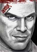 Dexter Morgan 2 by Dr-Horrible