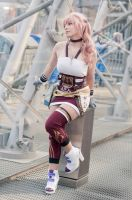 Serah Cosplay - LBM #2 by diriagoly