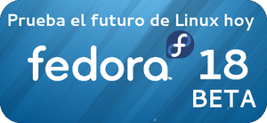 Lanzamiento de Fedora 18 by williamjmorenor