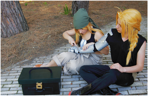 You should be more careful - FMA by midshipman-lace